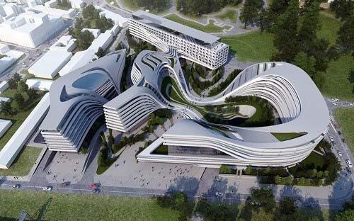دانلود پاورپوینت معماری فولدینگ