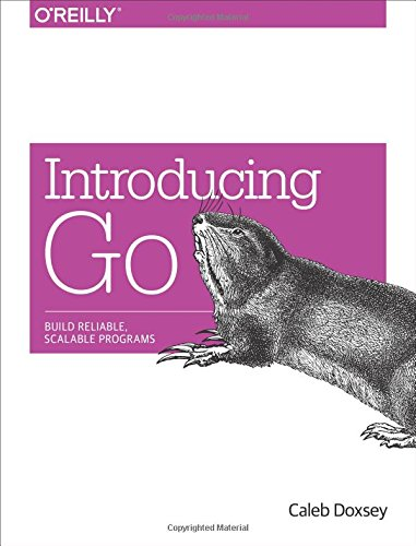 دانود كتاب 	Introducing Go: Build Reliable, Scalable Programs