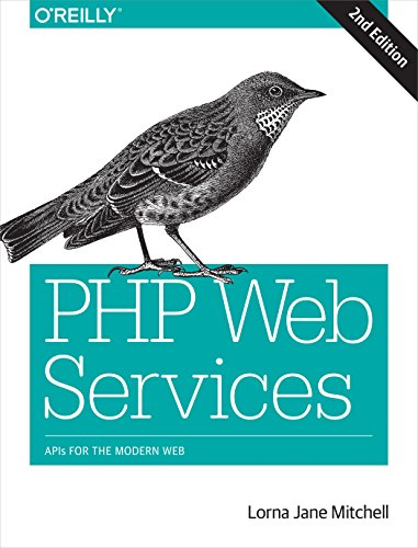 دانود كتاب 	PHP Web Services: APIs for the Modern Web