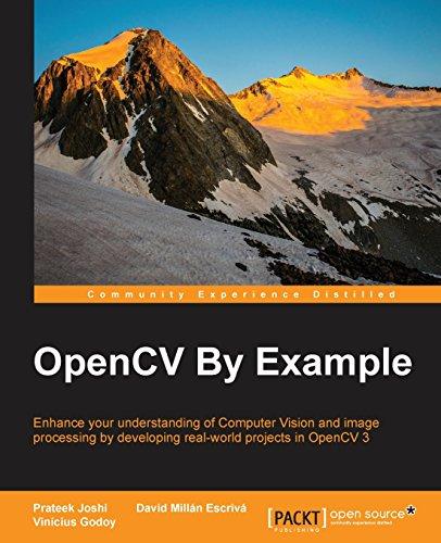 دانود كتاب OpenCV By Example