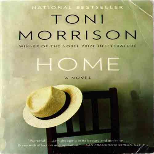 رمان خانه اثر تونی موریسون   Home by Toni Morrison