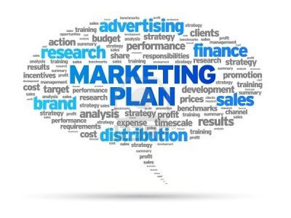 نمونه طرح بازاریابی