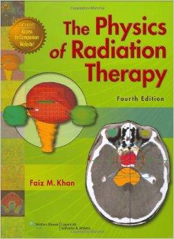ارائه پاورپوینت کتاب فیزیک رادبوتراپی فیض خان -  Physics of Radiation Therapy Third Edition by Faiz M. Khan