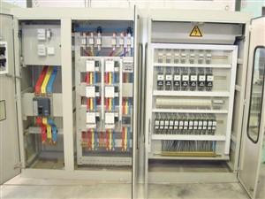 گزارش کارآموزی -آشنایی با تولید تابلوهای برق صنعتی