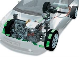 پروژه کارشناسی-بررسی و عملکرد خودروهای هیبریدی