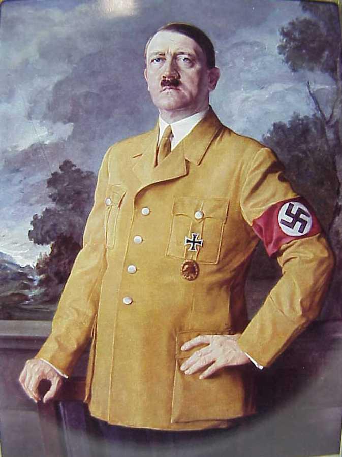 آدولف هيتلر