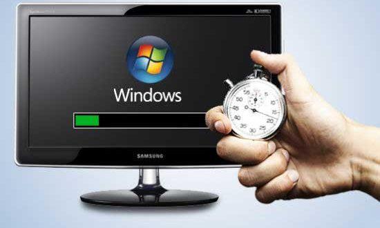 افزایش خارق العاده ی سرعت ویندوز