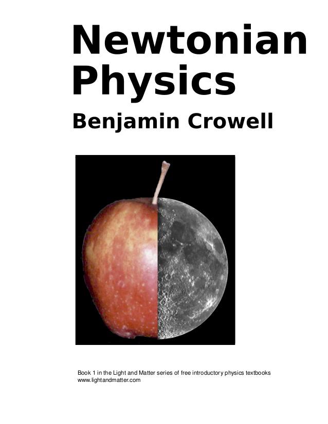 دانلود کتاب Newtonian-Physics