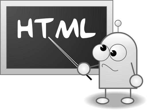 آموزش html به زبان ساده