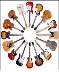 تئوری موسیقی و آموزش گیتار
