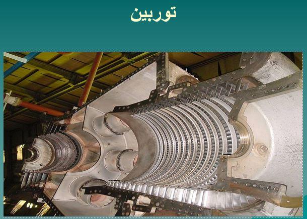 پروژه پاورپوینت توربین ها-مهندسی مکانیک