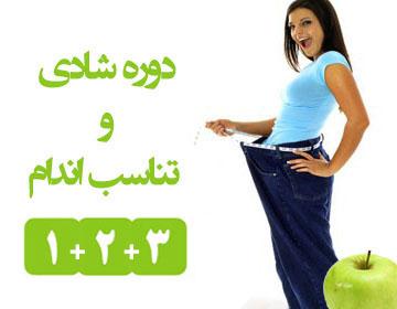 دوره های شادی و تناسب اندام ۱و ۲ و ۳ (بصورت یکجا)