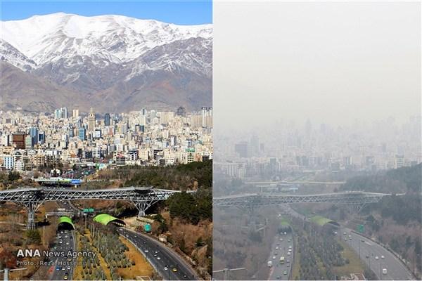 تحقیق آلودگی هوا چالشی برای کلان شهرها