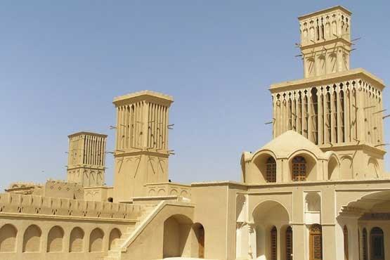 معماری سنتی ایران در مناطق گرمسیری