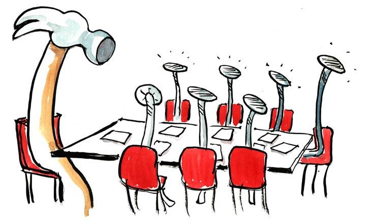 مدیریت موثر جلسات