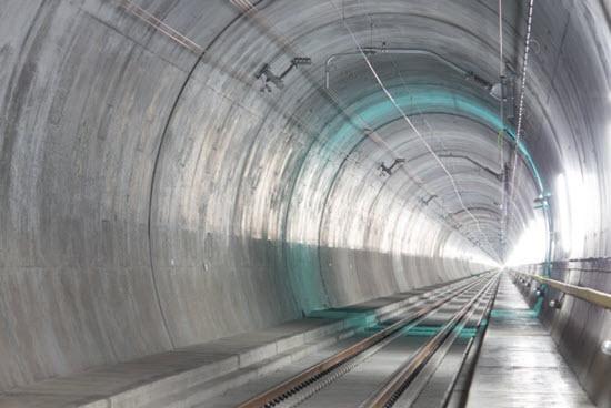 همه چیر درباره تونل ها