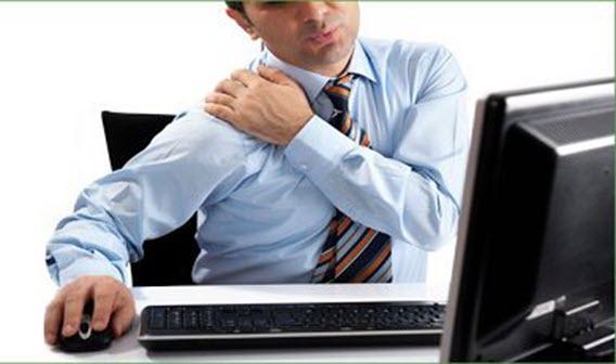 طراحی نامناسب محیط کار و ناراحتی های اسکلتی و عضلانی ناشی از کار