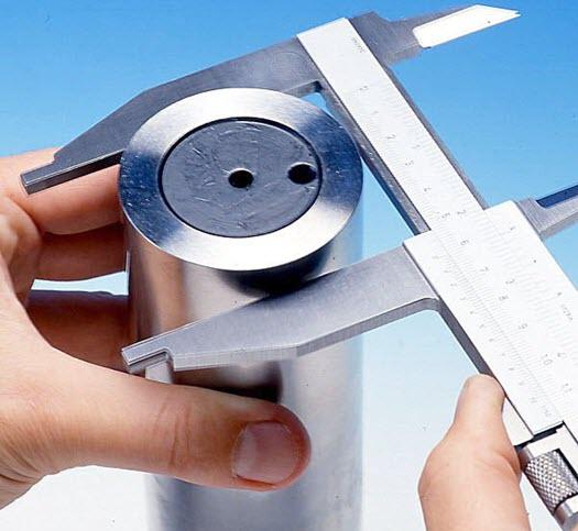 اندازه گیری و آزمایش سیلندرها (زبان انگلیسی)