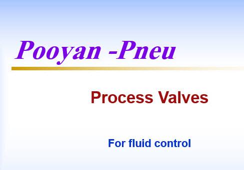 دریچه های فرآیند برای کنترل مایع (زبان انگلیسی)