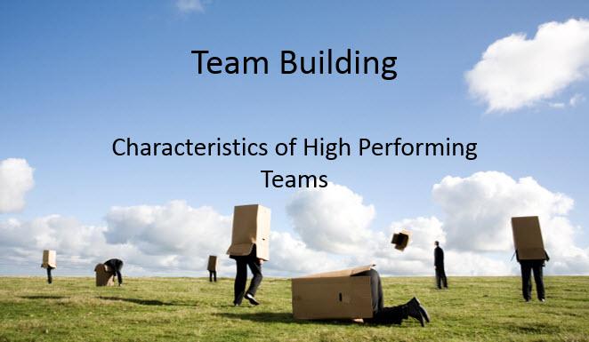 ساختمان تیم (زبان انگلیسی)