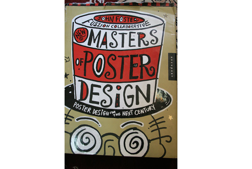 کتاب استاد طراحی پوستر(Master poster designer)