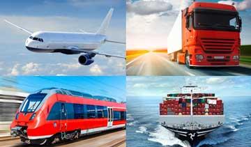 حمل و نقل کالا و انسان