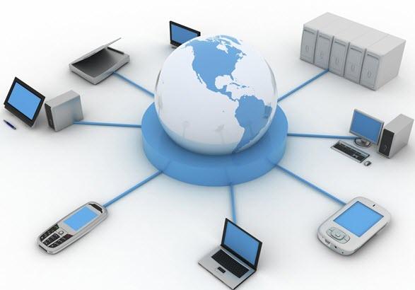 دسته بندی شبکه های کامپيوتری