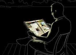 روزنامه نگاری الکترونیکی در برابر چاپی