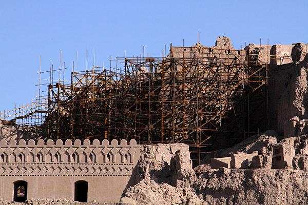 روش های استحکام بخشی بناهای تایخی