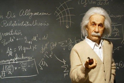 زندگی نامه انیشتین