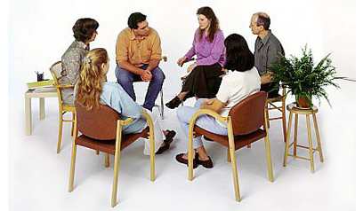 گروه درمانی شناختی - رفتاری