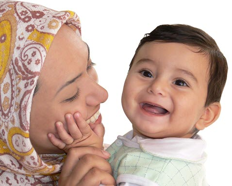 نقش مادر در تربیت فرزند