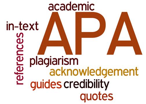 ویژگی های نگارش پژوهشی بر اساس APA