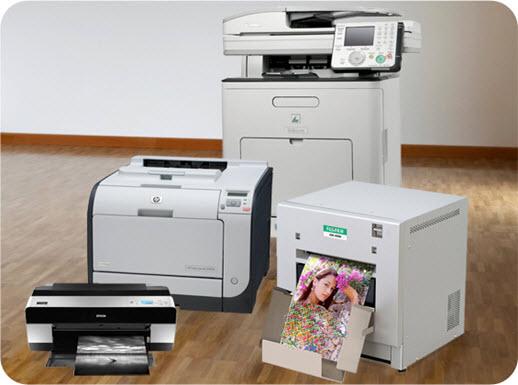 همه چیز درباره چاپگرها
