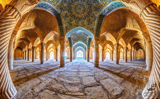 هنرمعماری – اسلام – ایران