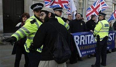 بررسي قانون ضد تروريسم انگلستان
