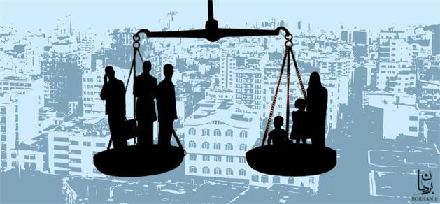 حق و عدالت اجتماعی 40 ص