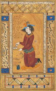 تاریخچه و مکاتب تذهیب: مصور