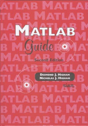 MATLAB guide