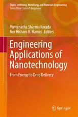 Engineering Applications of Nanotechnology: From Energy to Drug Delivery