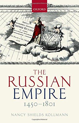 The Russian Empire, 1450-1801