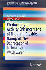 Photocatalytic Activity Enhancement of Titanium Dioxide Nanoparticles: Degradation of Pollutants in Wastewater