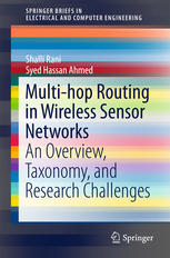 Multi-hop Routing in Wireless Sensor Networks: An Overview, Taxonomy, and Research Challenges
