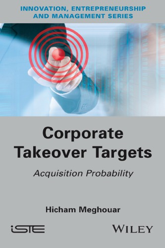 Corporate Takeover Targets: Acquisition Probability