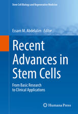Recent Advances in Stem Cells: From Basic Research to Clinical Applications