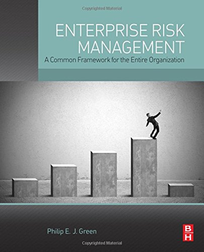 Enterprise risk management : a common framework for the entire organization