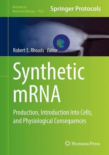 Synthetic mRNA: Production, Introduction Into Cells, and Physiological Consequences