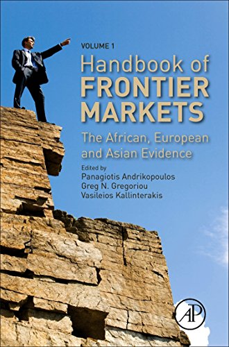 Handbook of Frontier Markets. The European and African Evidence