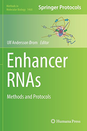 Enhancer RNAs: Methods and Protocols