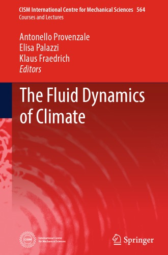 The Fluid Dynamics of Climate